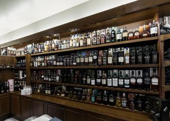 Whisky aanbod Huis Aerts