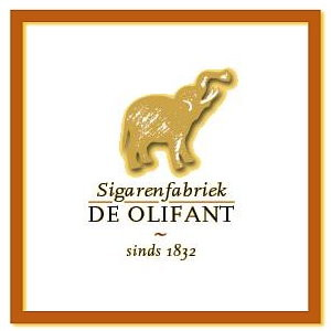 De olifant logo