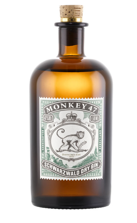 Monkey47 Distiller's cut 2015